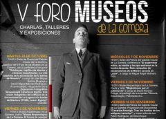 La Gomera clausura este viernes el 'V Foro de Museos'