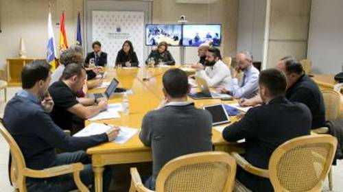 El Comité Científico del Pevolca concluye que el movimiento sísmico entre Tenerife y Gran Canaria fue de origen tectónico