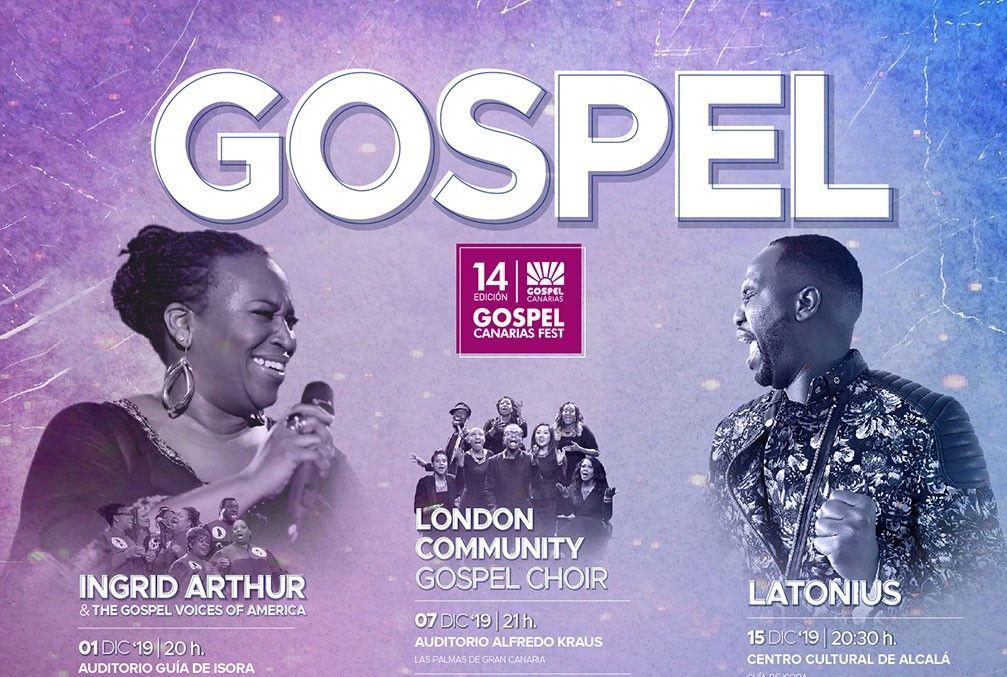 El Gospel Canarias Festival llega este sábado a La Gomera