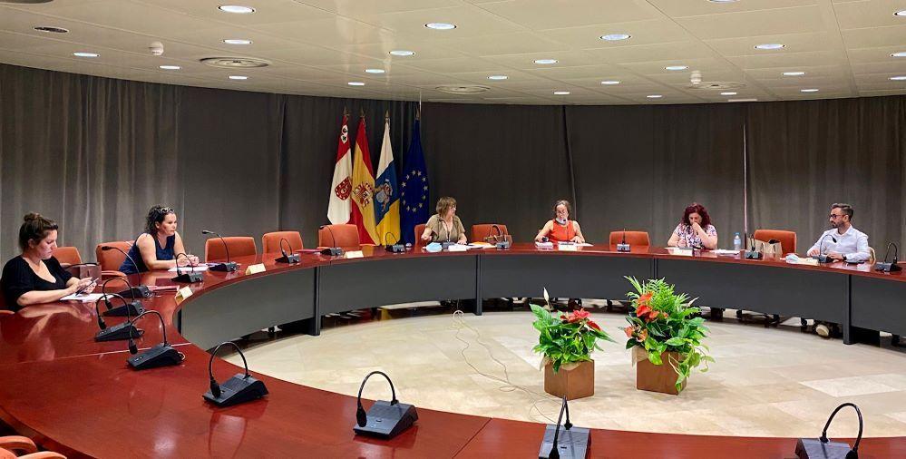 Cabildo de La Gomera y ayuntamientos coordinan nuevas acciones en materia de juventud