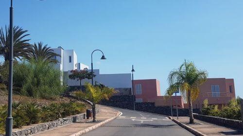Las Trincheras en Alajeró contará con iluminación LED en sus lámparas de alumbrado público