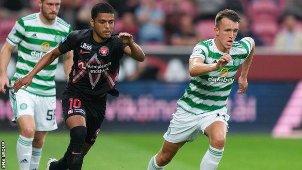 The Midtjylland number 10 was a danger with his quality delivery