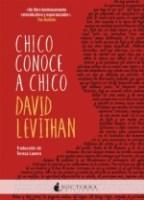 Chico conoce a chico David Levithan