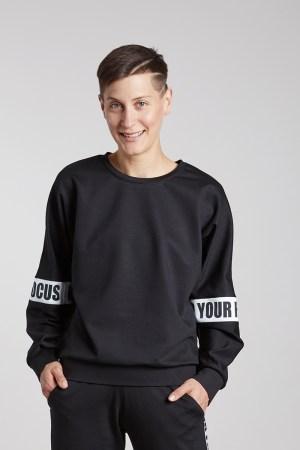 KEEP YOUR FOCUS Sweater Damen - Elternhaus