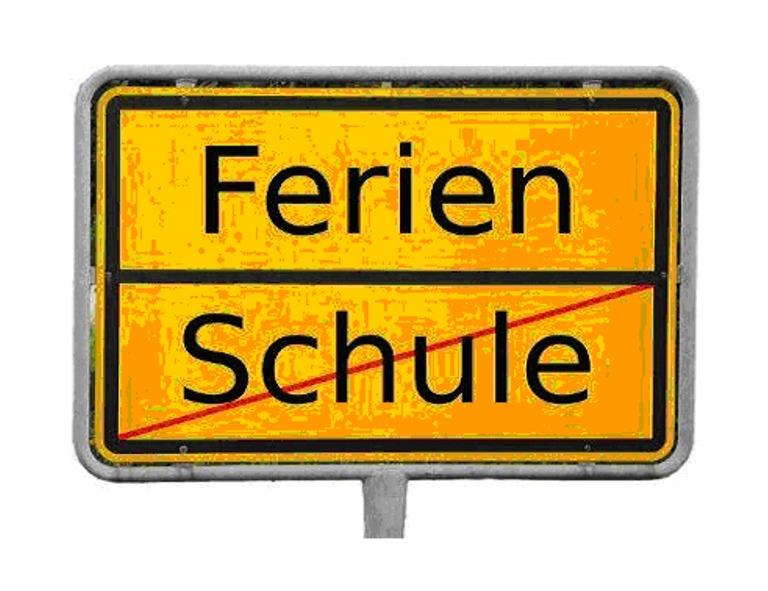 "Der Fördeverein wünscht ""Schöne Ferien""!"