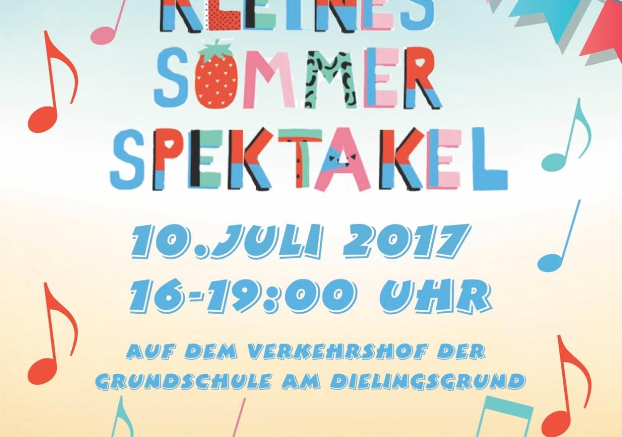 Kleines Sommerspektakel am 10.7.17