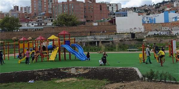 Tunja estrena parque, pero no tiene plata para biblioteca - Archivo Digital de Noticias de Colombia y el Mundo desde 1.990 - eltiempo.com