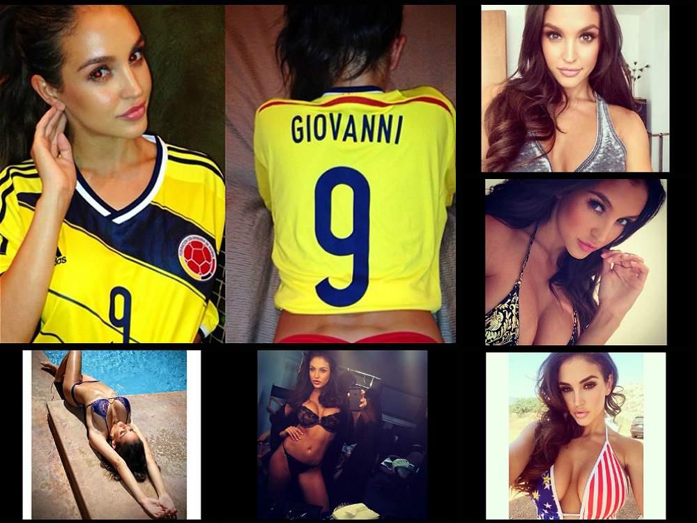 La conejita playboy que se enamoró de la Selección Colombia