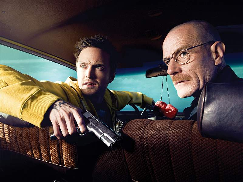 Las diez series más adictivas de la televisón