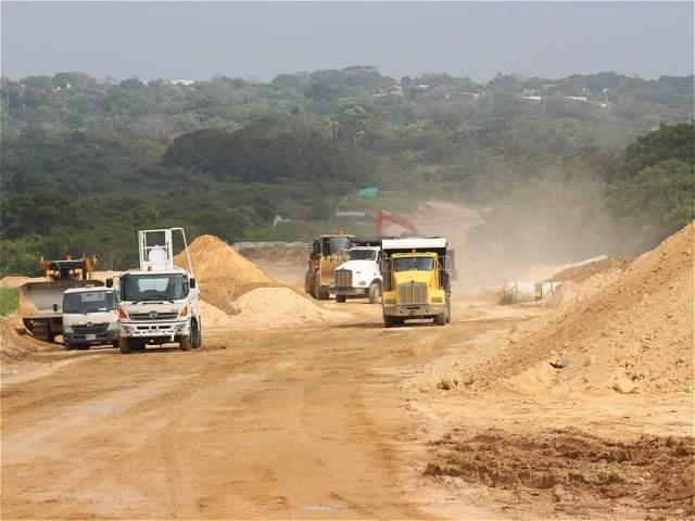 Vía 4G Cartagena Barranquilla2