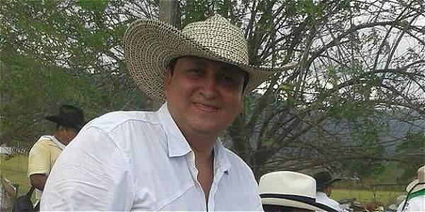 Jhon Jairo Torres, conocido como 'Jhon Calzones'.