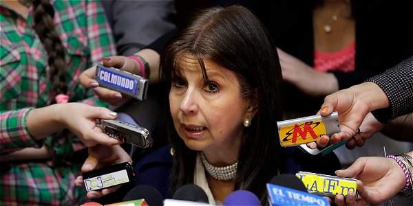 María Victoria Calle fue elegida presidenta en propiedad de la Corte Constitucional.