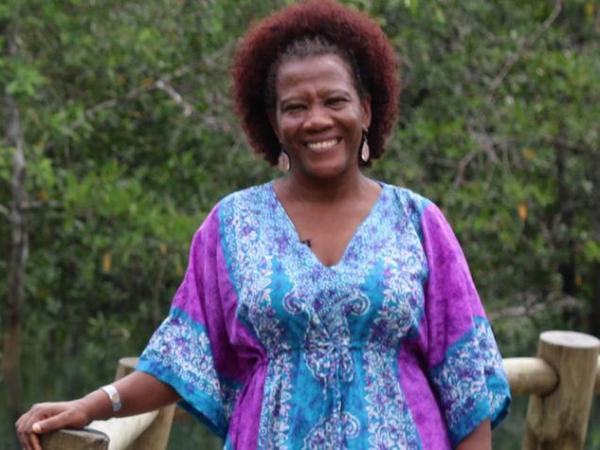Josefina Klinger, gestora de turismo comunitario