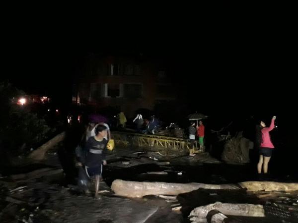 Avalanchas en Mocoa