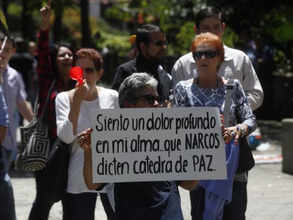 Conversatorio de Paz en Medellín