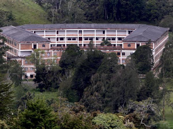 Seminario de Cristo Sacerdote cárcel Yarumal