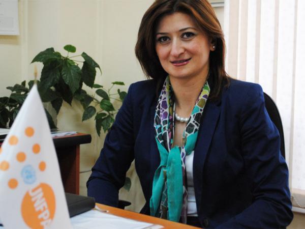 BBC Mundo: Tsovinar Harutyunya, directora de programas del Fondo de Población de Naciones Unidas en Armenia