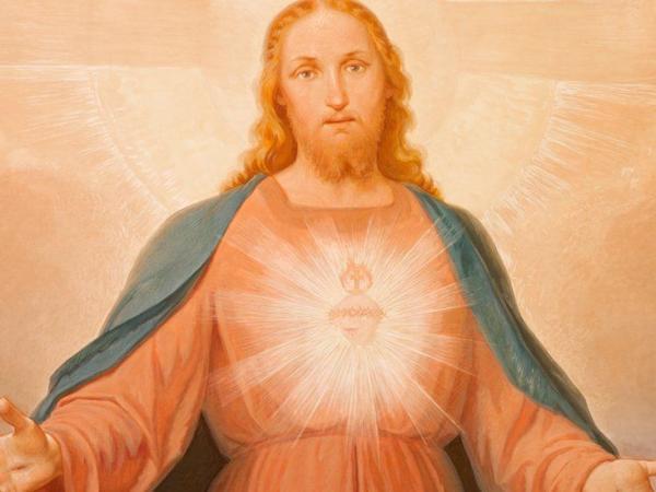 BBC Mundo: Pintura de Jesús del siglo XIX en Turín.