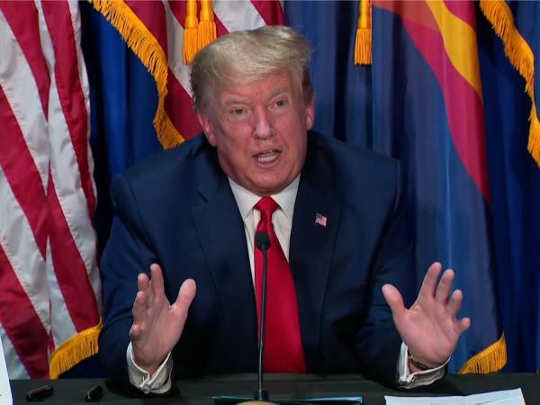 Trump admite que morirá gente por reabrir la economía y evita uso de mascarilla
