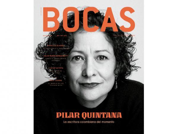 Portada BOCAS - edición 101