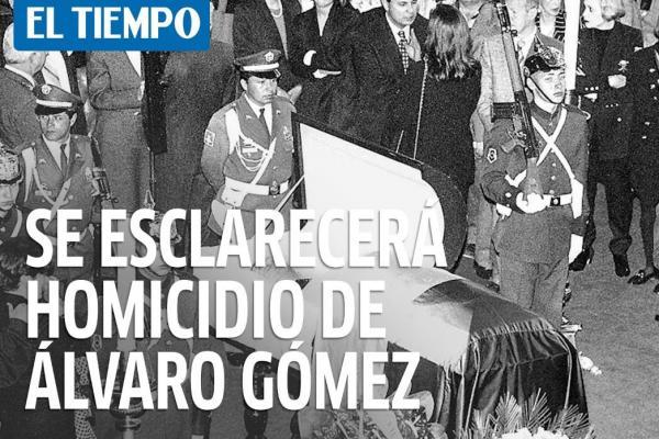 Homicidio de Álvaro Gómez