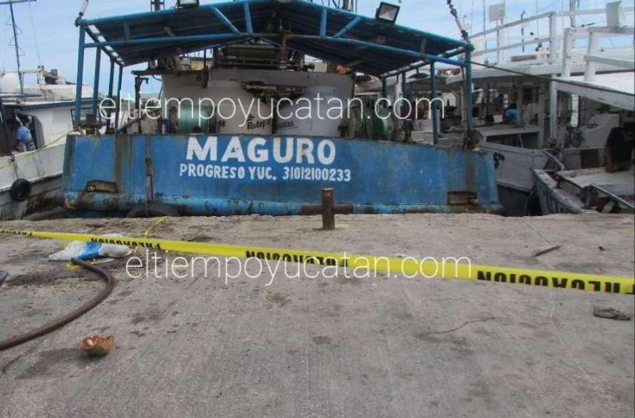 "La FGR libera al patrón del barco atunero ""Maguro"""