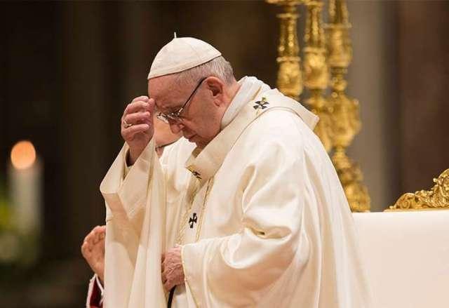 El Papa convoca el rezo del Padre Nuestro mundial