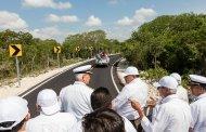 En Yucatán, los compromisos se cumplen