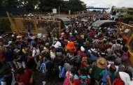 EU ofreció 20 mdd para detener caravana de migrantes