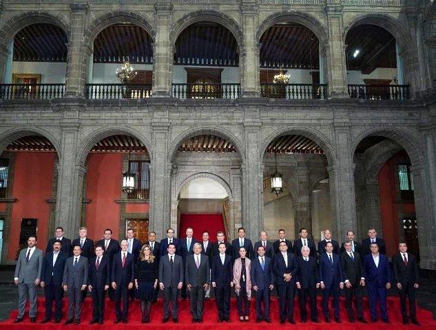Ratifica Gobernador compromiso de trabajar en coordinación con el Gobierno de la República