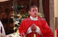 El padre Francisco Mukul deja la parroquia de Progreso.