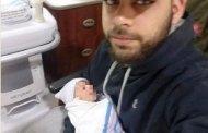 Lanzó al suelo a su bebé porque no dejaba de llorar