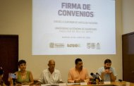 ESAY firma convenios con la Universidad Autónoma de Querétaro.