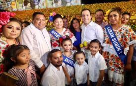 El Gobierno promueve actividades productivas de los municipios de Yucatán