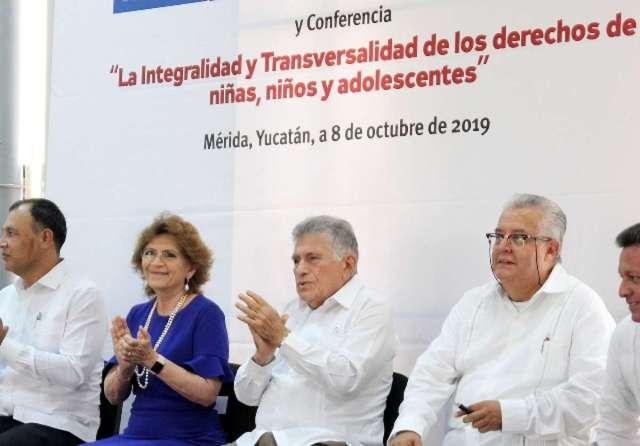 Niñas, niños y adolescentes de Yucatán, con acceso pleno al ejercicio de sus derechos