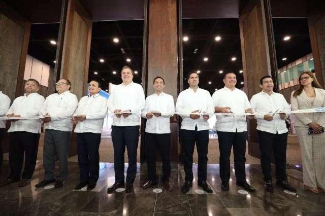 Inauguran la Expo Foro de Energía Yucatán 2020