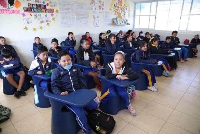 Niños yucatecos de preescolar y primaria aprenden mejor
