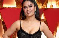 La actriz Salma Hayek será una de las presentadoras de los Globos de Oro