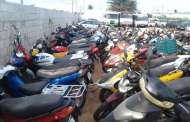 Otorgan facilidades para recuperar motos del corralón municipal