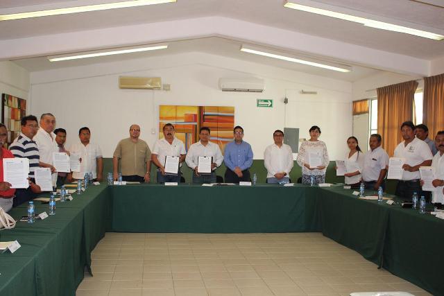 Se fortalece las capacidades institucionales de los municipios