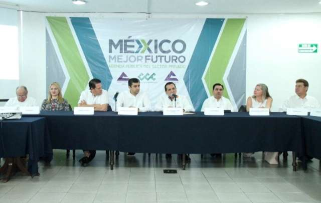 Mérida, sede de foro México mejor futuro del CCE Nacional