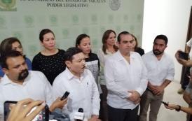 Piden renuncia de presidente del PRI