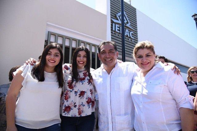 Juventud y liderazgo femenil en la planilla de Víctor Caballero Durán.