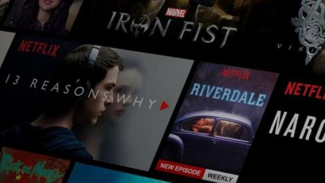 Netflix sufre caída a nivel mundial