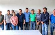 Nueva directiva de la Liga Municipal de Basquetbol de Progreso