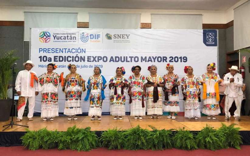 Expo Adulto Mayor 2019