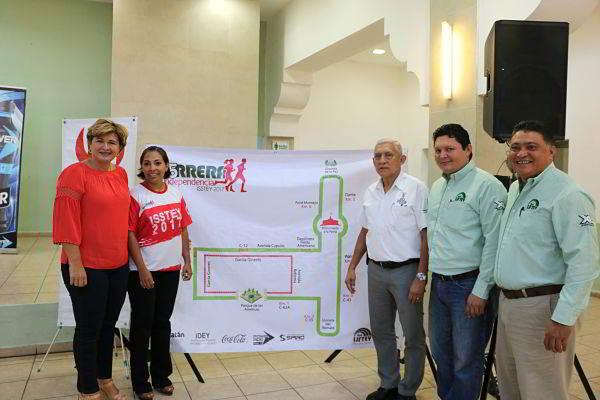 Celebrará el Isstey la edición 35 de su tradicional Carrera y Caminata