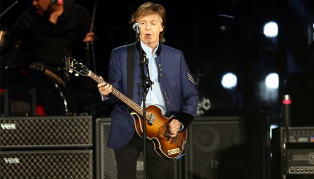 El Estadio Azteca se rinde ante Sir Paul McCartney