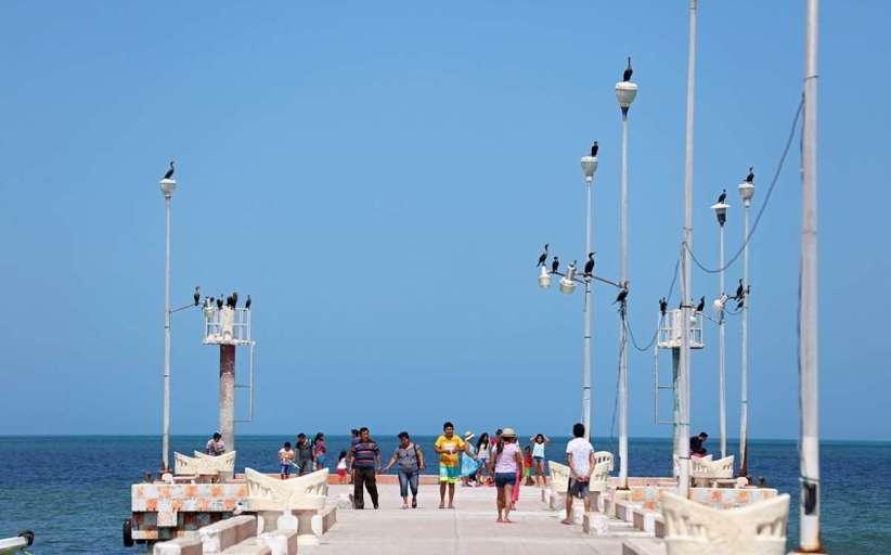 El Festival de la Veda continúa atrayendo turistas a la costa yucateca