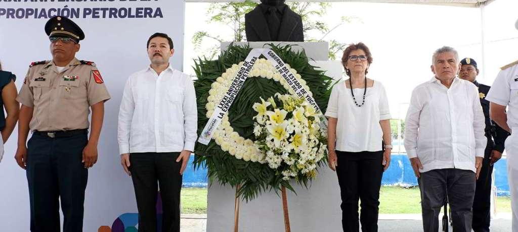 Lázaro Cárdenas, devolvió la soberanía de México